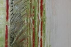 Glasshouse - 90x70cm - Oil on canvas - 2014
