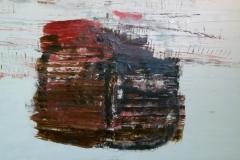 Ship on ice - 150x100cm - Oil on canvas - 2013