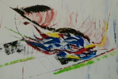 Skater - 90x60cm - Oil on canvas - 2014