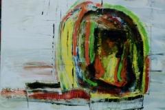 Captivity - 30x20cm - Oil on canvas - 2014