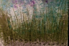 Grass - 90x70cm - Oil on canvas - 2004