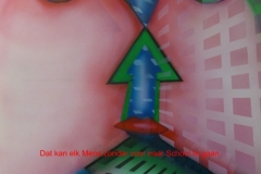 Gentleman - 90x70cm - Airbrush - 2008