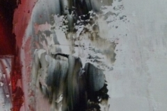 Lady (Detail) - 150x100cm - Oil on canvas - 2008